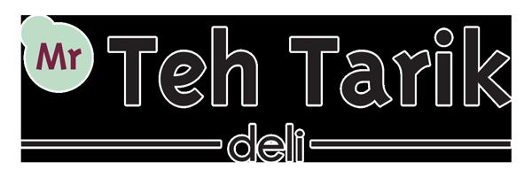 Mr Teh Tarik Deli Logo
